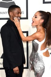 Ariana Grande – 2015 Grammy Awards in Los Angeles