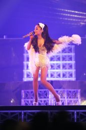 Ariana Grande Performing in Kansas City - February 2015
