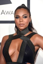 Ashanti – 2015 Grammy Awards in Los Angeles