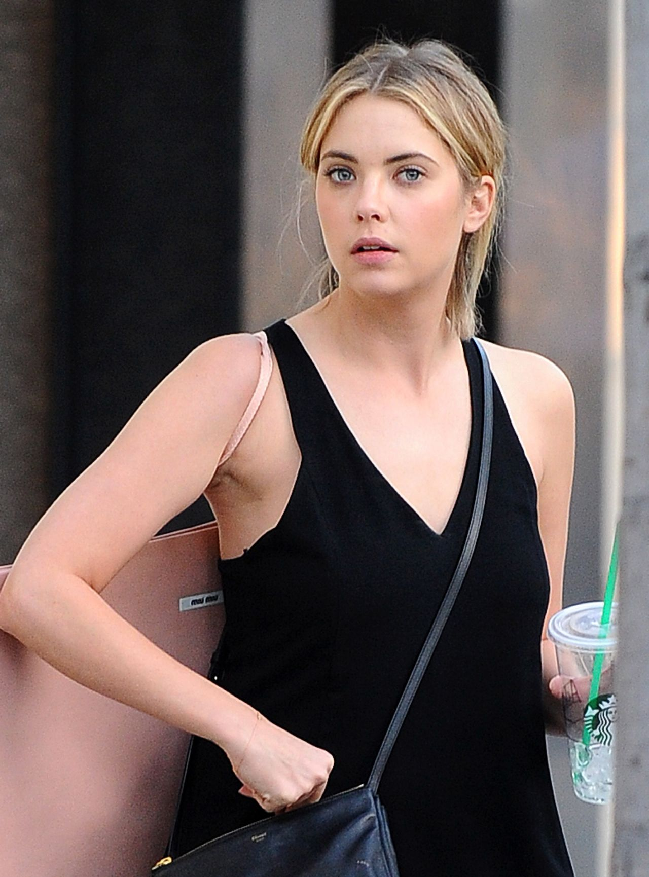 Ashley Benson - Out Shopping in Beverly Hills, February 2015