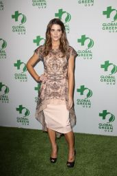 Ashley Greene - Global Green USA