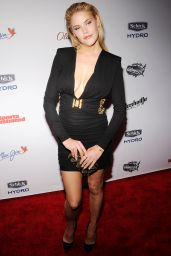 Ashley Smith – 2015 Sports Illustrated Swimsuit Issue Celebration in New York City