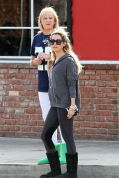 Ashley Tisdale - Out in Los Angeles, February 2015