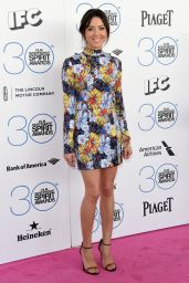 Aubrey Plaza - 2015 Film Independent Spirit Awards in Santa Monica