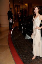 Autumn Reeser - 2015 Costume Designers Guild Awards in Beverly Hills