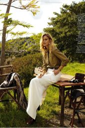 Bar Refaeli - Elle Magazine (Spain) March 2015 Issue
