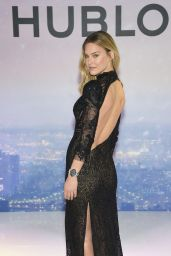 Bar Refaeli - Hublot Event in New York City, February 2015