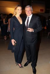 Bar Refaeli Style - Dior Dinner at Tel Aviv Museum of Art in Tel Aviv - February 2015