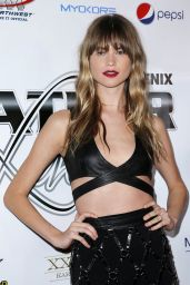 Behati Prinsloo - 2015 Leather & Laces Super Bowl XLIX Party in Phoenix
