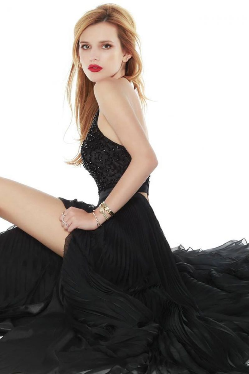 Bella Thorne Photos – Sherri Hill Outtakes (2015)