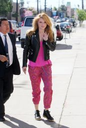 Bella Thorne Street Style - Out in Los Angeles, February 2015