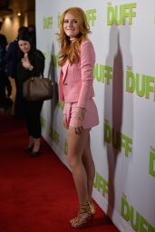 Bella Thorne – 'The Duff' Fan Screening in Los Angeles