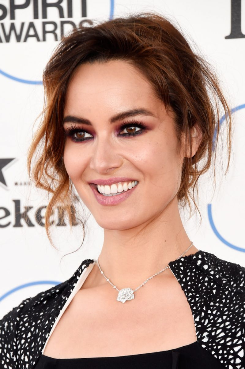 Berenice Marlohe - 2015 Indepedent Spirit Awards in Santa Monica