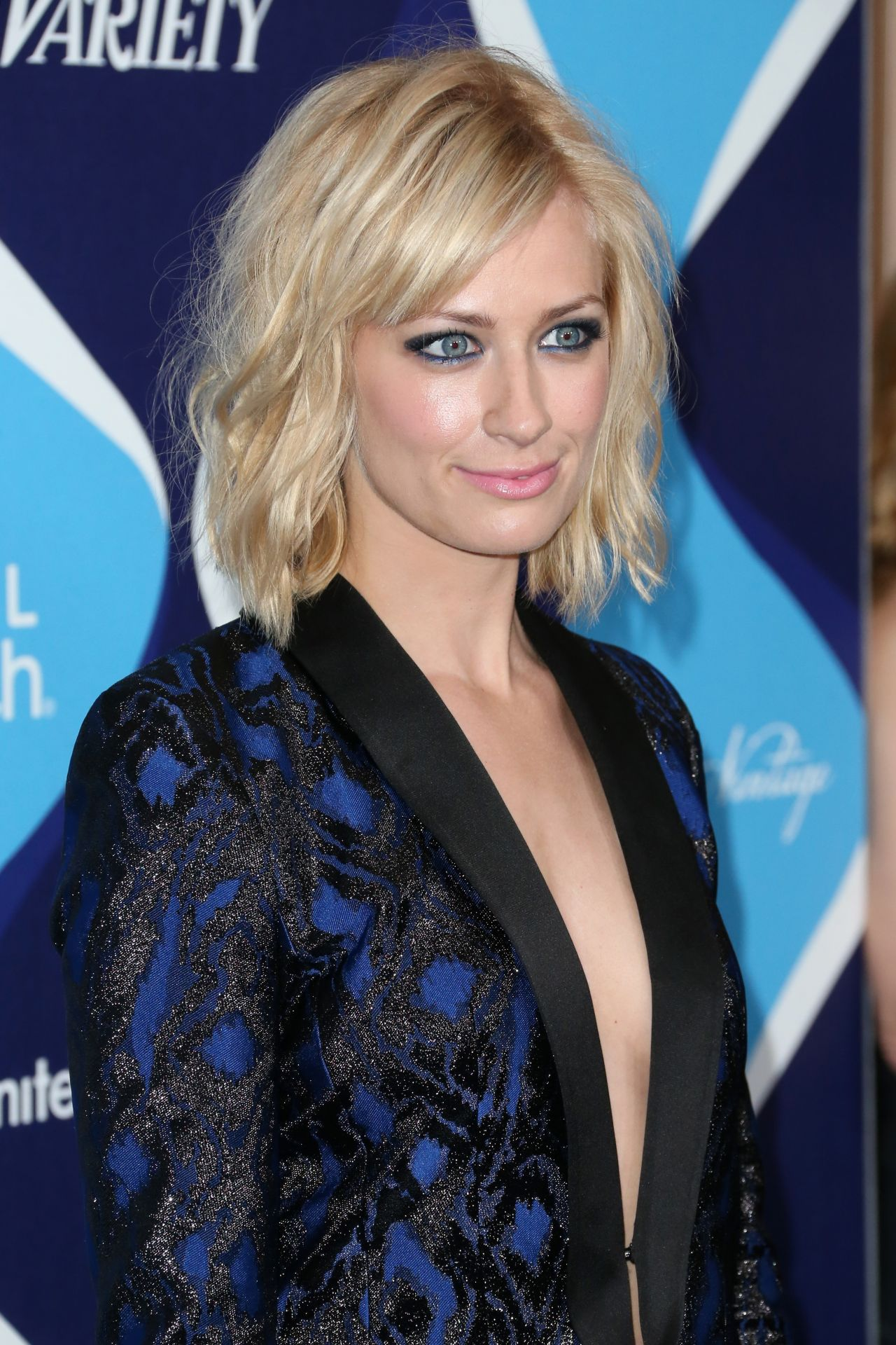 Beth Behrs - 2015 unite4:humanity Event in Beverly Hills