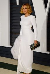 Beyonce Knowles - 2015 Vanity Fair Oscar Party in Hollywood