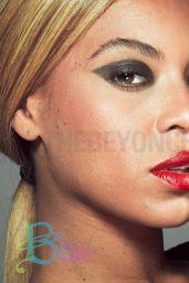 Beyonce - Unretouched Leaked Pics of Beyoncé's 2013 L'Oreal Ad Campaign