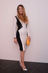 Blake Lively - Gabriela Cadena Fall/Winter 2015 Fashion Show in New York
