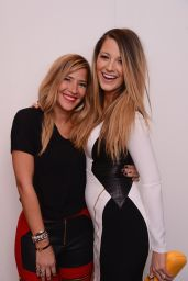 Blake Lively - Gabriela Cadena Fall/Winter 2015 Fashion Show in New York