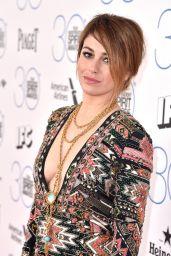 Blanca Suarez - 2015 Film Independent Spirit Awards in Santa Monica