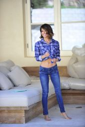 Brooke Burke Photoshoot, Santa Monica, February 2015