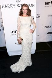 Brooke Shields – 2015 amfAR New York Gala