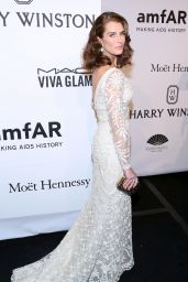 Brooke Shields – 2015 amfAR New York Gala