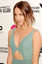 Camilla Luddington – 2015 Elton John AIDS Foundation's Oscar Viewing Party in Hollywood
