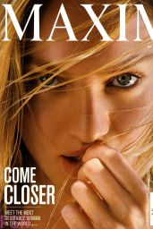 Candice Swanepoel – Maxim Magazine March 2015 Cover