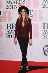 Cara Delevingne - 2015 BRIT Awards in London
