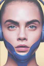 Cara Delevingne Photo – Garage Magazine Spring / Summer 2015