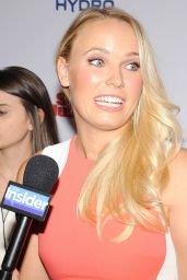 Caroline Wozniacki – 2015 Sports Illustrated Swimsuit Issue Celebration in New York City