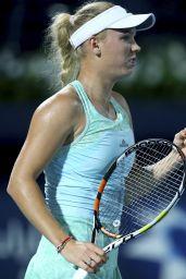 Caroline Wozniacki - 2015 WTA Dubai Duty Free Tennis Championship in Dubai