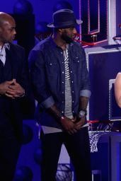 Carrie Keagan - NBA All-Star Weekend Fashion Show in New York, Feb. 2015