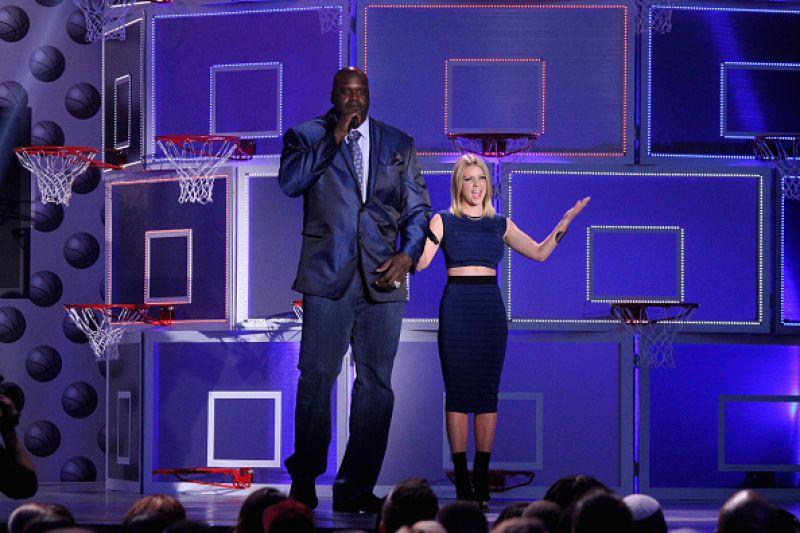 Carrie Keagan 2015 Celebrity Photos Nba All Star Weekend Fashion Show In New York Feb