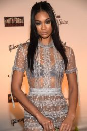 Chanel Iman – 2015 SI Swimsuit's 'Swimville' Takes Over Nashville