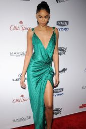 Chanel Iman – 2015 Sports Illustrated Swimsuit Issue Celebration in New York City
