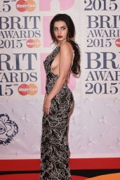 Charli XCX – 2015 BRIT Awards in London