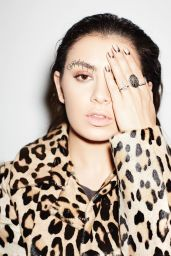 Charli XCX - Cosmopolitan Magazine Photoshoot March 2015 Issue