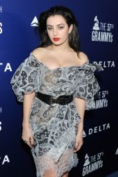 Charli XCX - Delta Air Lines GRAMMY 2015 Kick-Off Party in West Hollywood