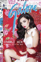Charli XCX - Galore Magazine February 2015 Issue