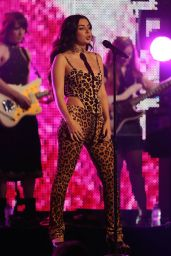 Charli XCX Performs at Jimmy Kimmel Live in Hollywood, Feb 2015