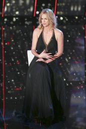 Charlize Theron - 2015 Sanremo Music Festival in Sanremo