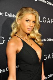 Charlotte McKinney - BVLGARI And Save The Children Pre-Oscar 2015 Event in Beverly Hills