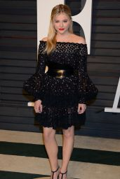 Chloe Moretz - 2015 Vanity Fair Oscar Party in Hollywood