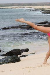 Chloe Simms Bikini Pics - on Holiday in Cape Verde, February 2015