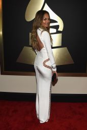 Chrissy Teigen – 2015 Grammy Awards in Los Angeles