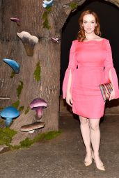 Christina Hendricks - Honor Fashion Show in New York City, Feb. 2015