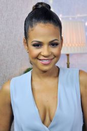 Christina Milian at the Luxury West Hollywood Hotel in West Hollywood, February 2015
