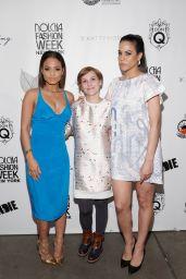 Christina Milian - Nolcha Fashion Show in New York City, Feb. 2015