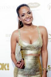 Christina Milian - OK! 2015 Pre GRAMMY Party in Hollywood